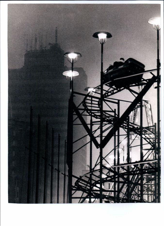 Milano Luna Park delle Varesine - anni settanta