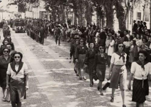 Partigiane in Canavese