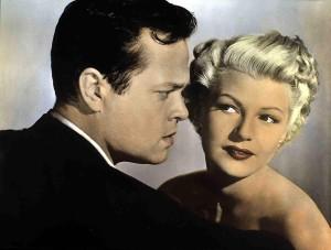 Die Lady Von Shanghai   Lady From Shanghai, The   Orson Welles, Rita Hayworth *** Local Caption *** 1947  --